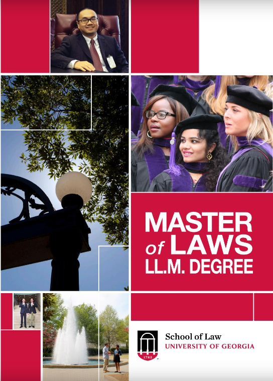 LLM cover page